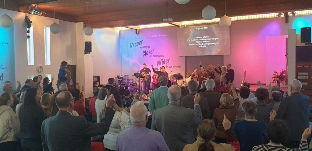 26th July – East Kilbride Church Service